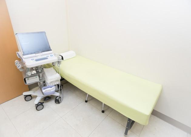 飯田橋中村クリニック 診療室