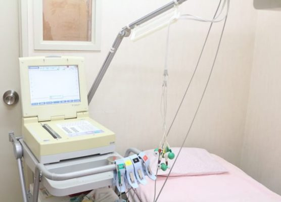 鶴川レディースクリニック 鶴川 診療室