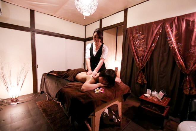 Beauty-Relaxation salon&school Padoma 武蔵境 マッサージ師
