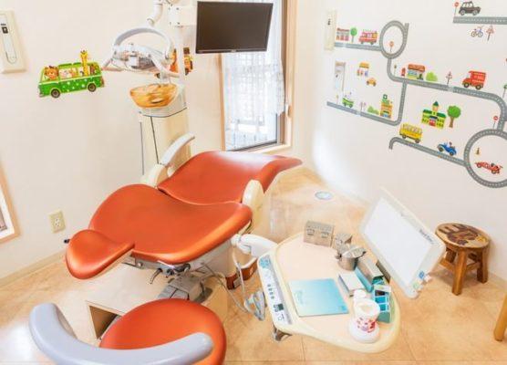 あけみ小児歯科クリニック 平和台 診療室