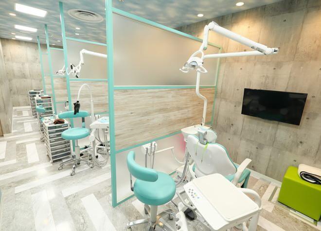 きんしちょう駅前歯科 錦糸町 診療室
