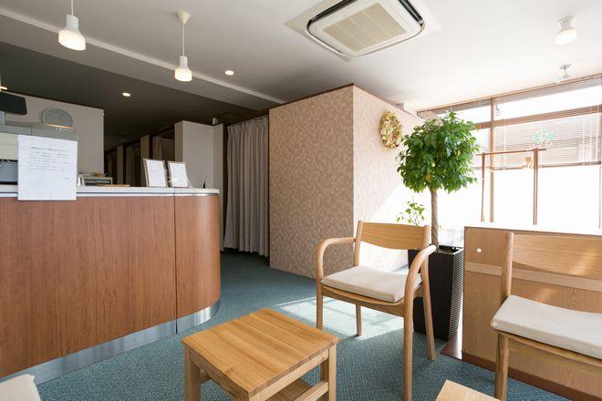 けやき治療院 氷川台 待合室