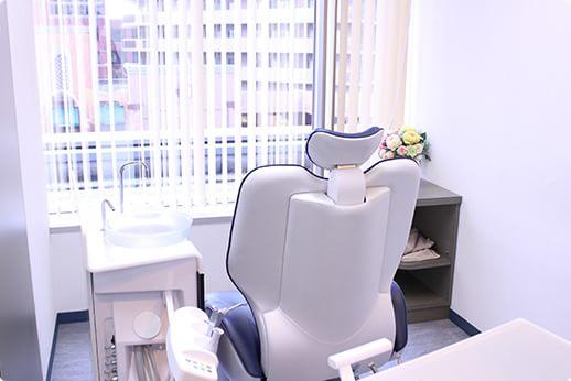 タカラデンタルクリニック 恵比寿 診療室