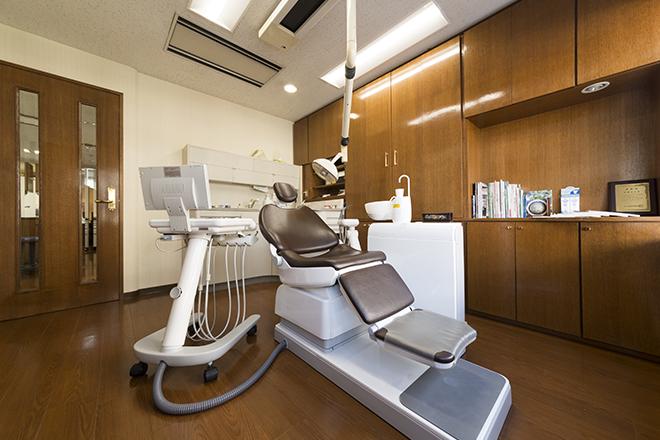 ネバシデンタルオフィス 五反田 歯医者 診察室の写真