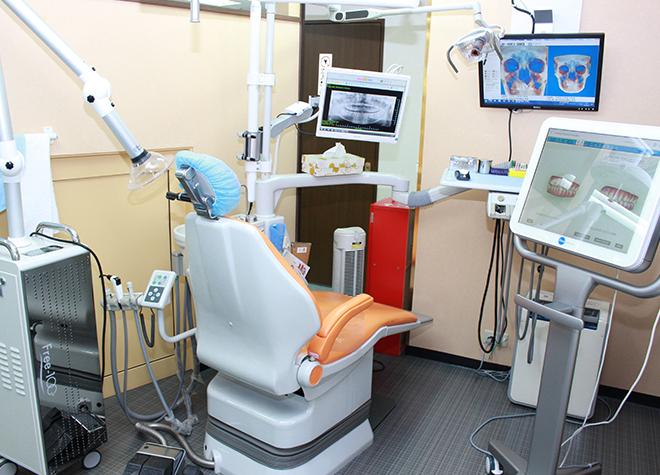プロ矯正歯科 錦糸町 診療室