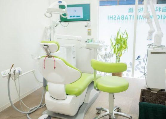 ミント歯科上板橋 診療室