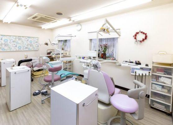 平和台歯科医院 診療室