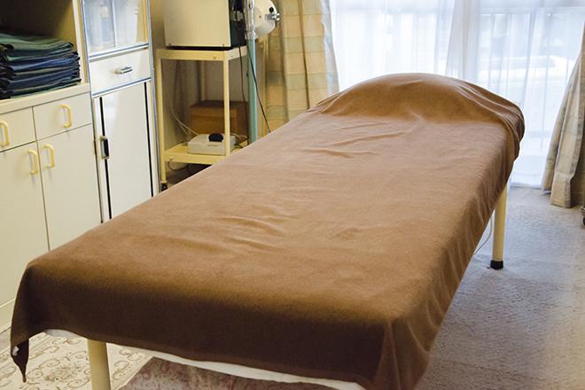 朝日鍼灸マッサージ治療院 麻布十番 個室