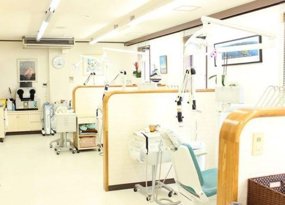澤歯科医院 上野毛 診療室