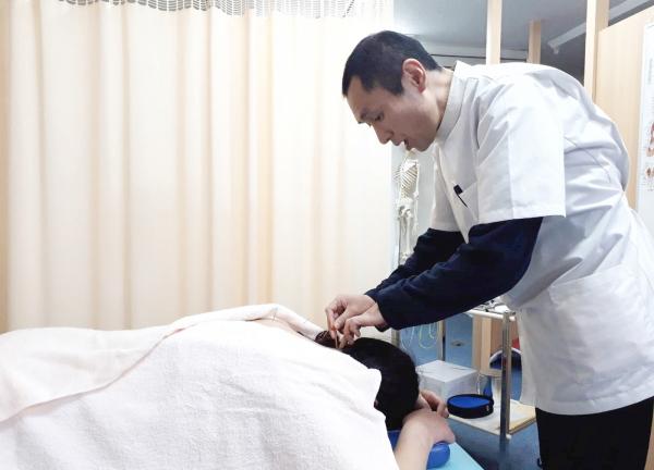 足楽 成増 鍼治療
