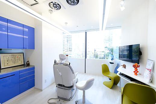 SRデンタルクリニック 大崎 診療室