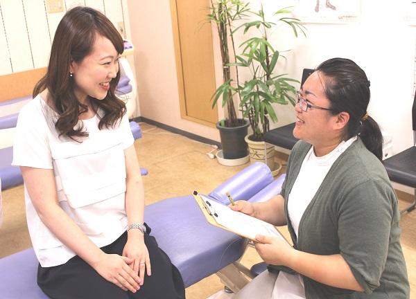 SUN鍼灸整骨院 上板橋 女性鍼灸師