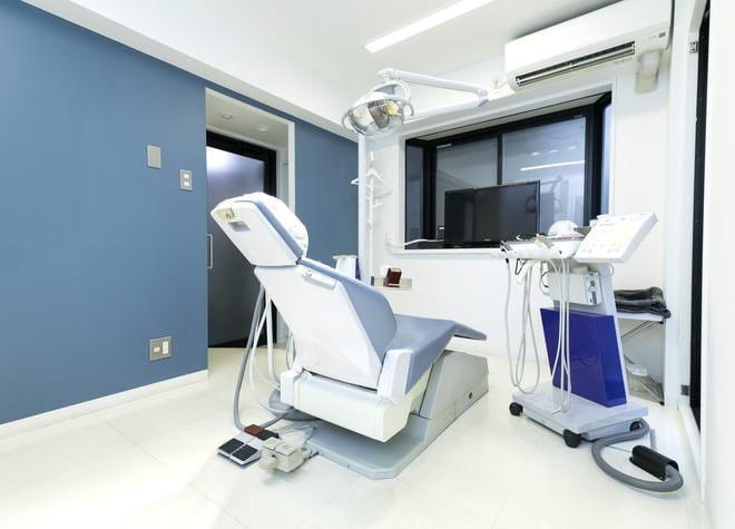 いわぶち歯科 飯田橋 診療室