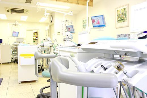 さとう歯科クリニック 小岩 診療室