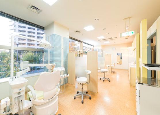 アイタウンプラザデンタルオフィス 西新宿 診療室
