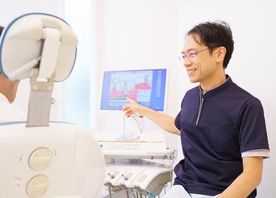 イシヅカデンタルオフィス 大森 歯科医師