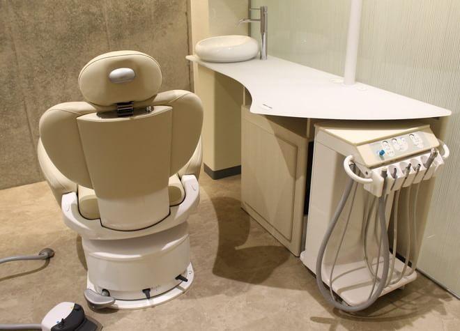 三軒茶屋デンタルデザイン歯列矯正歯科 診療室