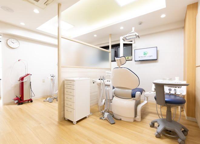 亀戸矯正歯科・小児歯科 診療室