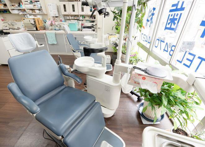 北斗歯科医院 六本木 診療室