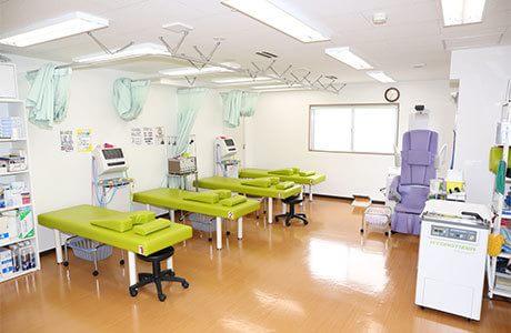 医療法人社団さくら 瑞江総合クリニック 診察室