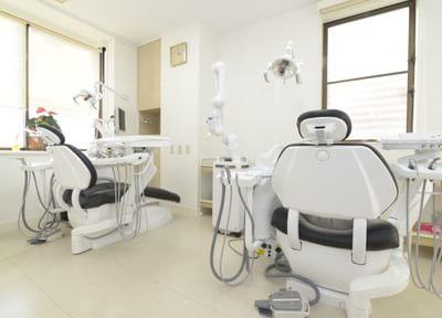 吉井矯正歯科クリニック 調布 診療室