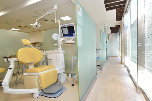 大楽歯科医院 三軒茶屋 診療室