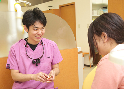 王子ホワイト歯科 歯科医師