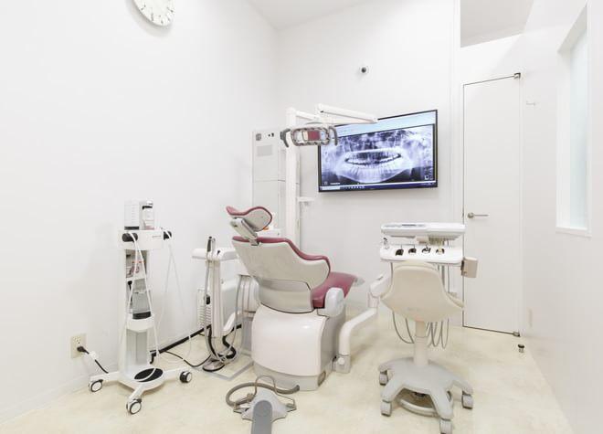 青山歯科診療所 外苑前 診療室