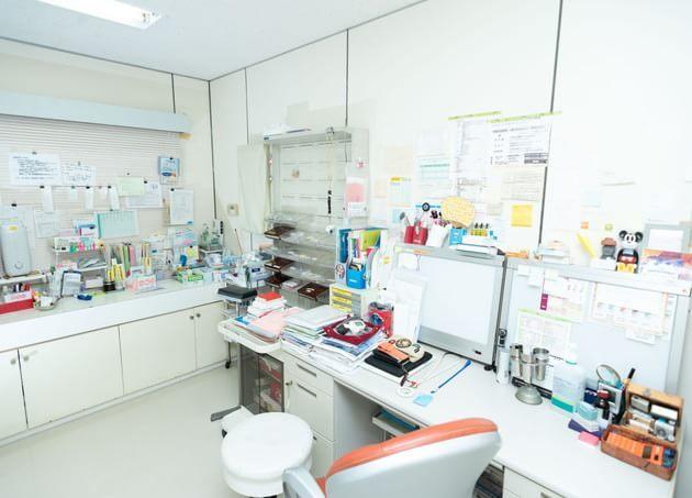 髙橋医院 二子玉川 診察室