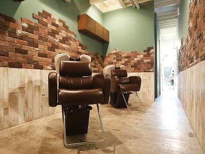 BAPOS Hair Salon 西荻窪 美容室 シャンプー台