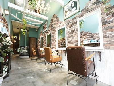 BAPOS Hair Salon 西荻窪 美容室