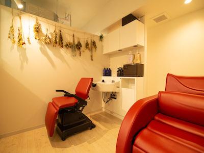 Hair Salon Treacle 荻窪 美容室 シャンプー台