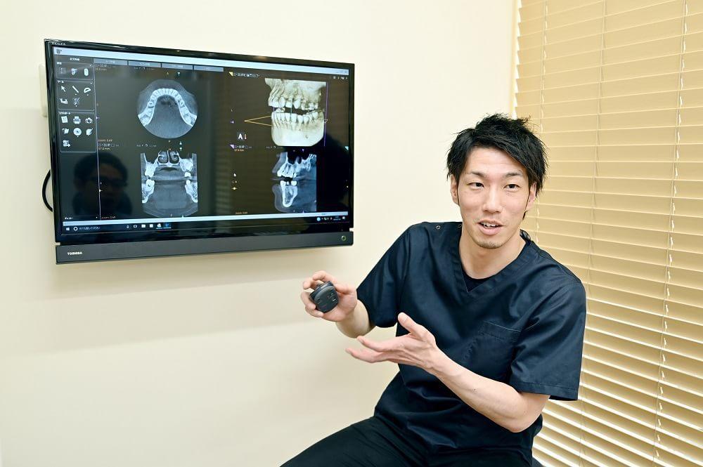 TOSHI DENTAL CLINIC 吉祥寺 歯科医師