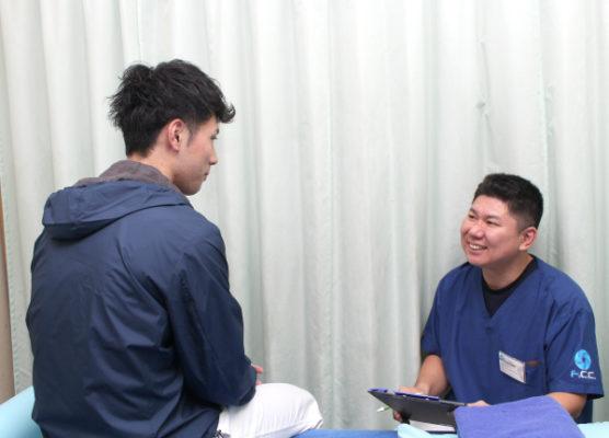 まんぼう鍼灸整骨院 葛西 鍼灸師