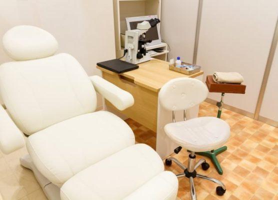 六本木クリニック 診療室