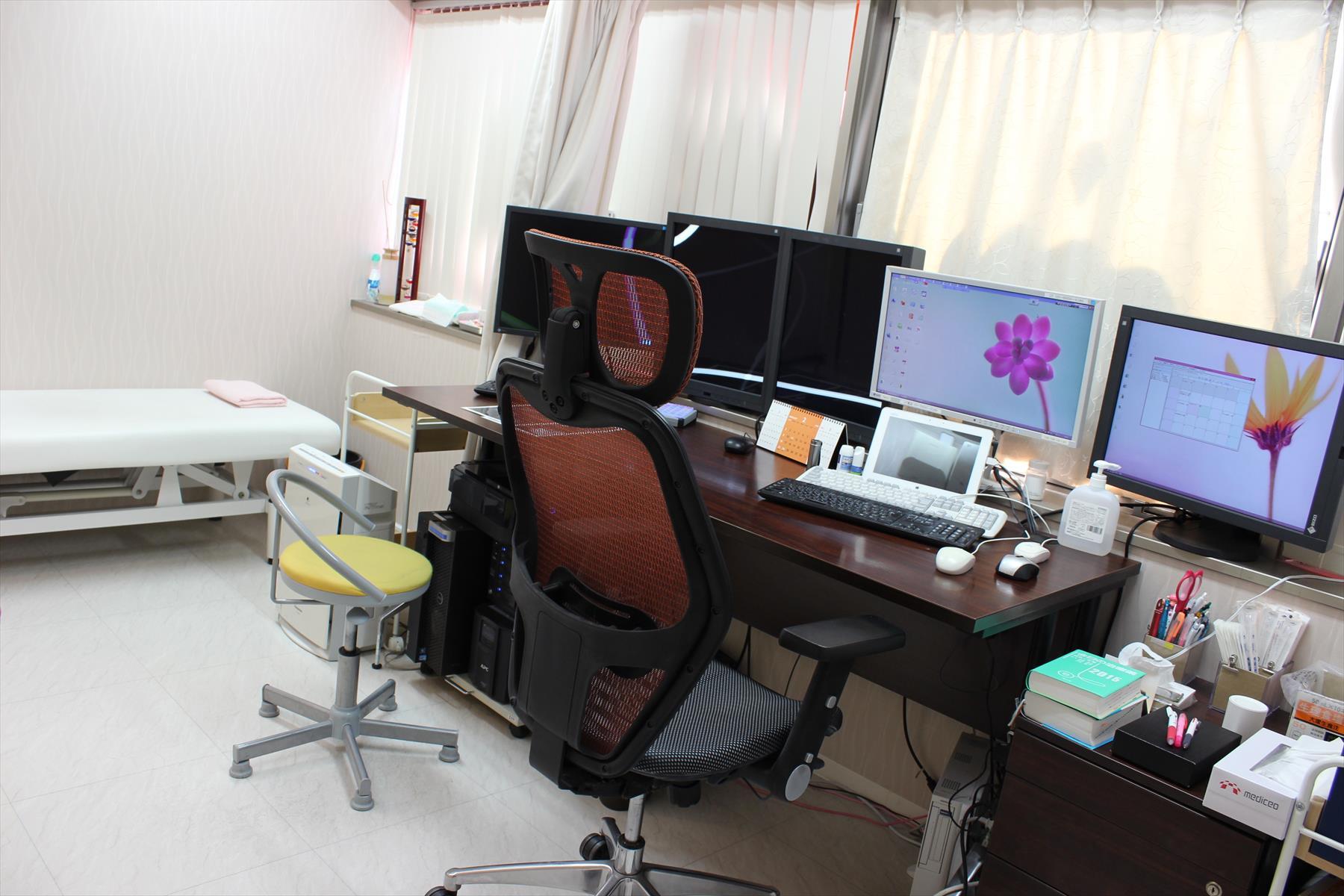 東京シティクリニック両国 診察室