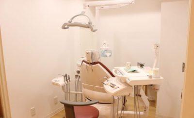 歯科タケダクリニック池袋 診察室