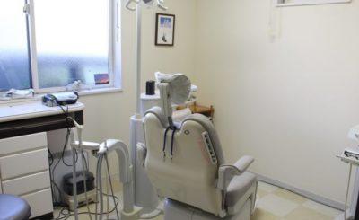 澤田歯科医院 三鷹 診察室の写真