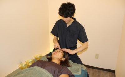 【美容鍼でクマ・肌荒れを改善】京橋駅近くの『美容鍼灸サロンSky』