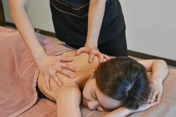 Ritsuko Beauty 広尾 オイルマッサージ