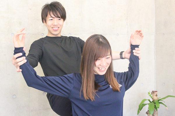 The. ストレッチ 大井町 マッサージ