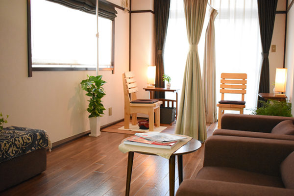 Yeonwha Therapy Room 旗の台 店内