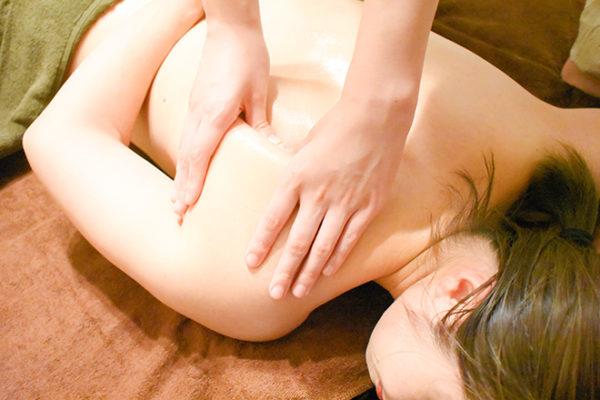 リラクゼーションサロン fu~wa 恵比寿 オイルマッサージ
