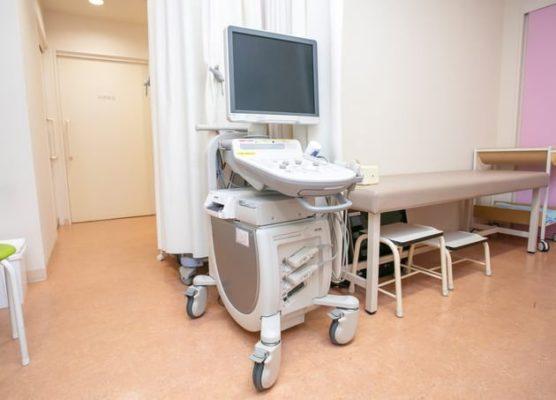 桜丘クリニック 経堂 診療室