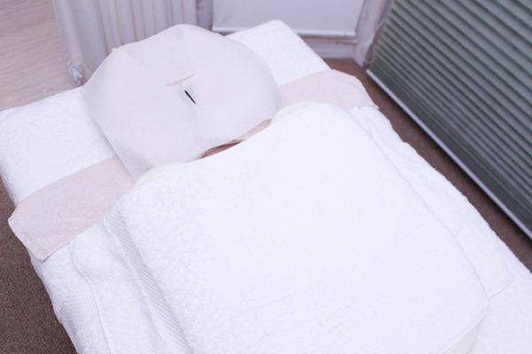 錦糸健康スタジオ ベッド
