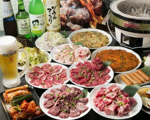 カルビちゃん 新宿東口店 激安焼肉