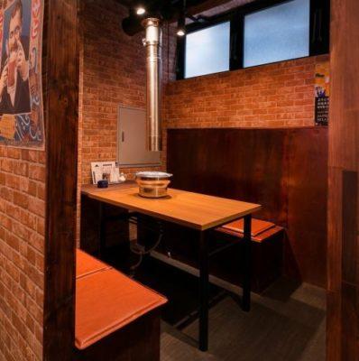 新宿 食べ放題焼肉 天龍 個室