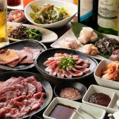 新宿 食べ放題焼肉 天龍 激安焼肉