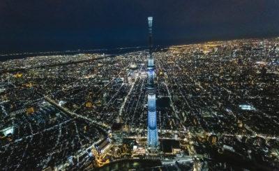 【東京観光】東京タワー・スカイツリーの【ライブカメラ】まとめ<夜景・ライトアップ>