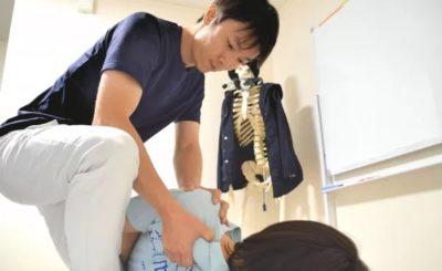 整体院 神薫 -SHINKA- 武蔵小金井 肩甲骨はがし